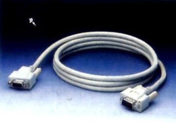 DB 9 PIN MALE to DB9 PIN FEMALE CABLE